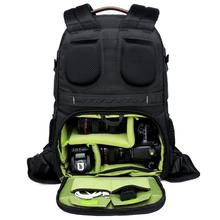 Large Capacity Camera Photo Bag Anti theft Outdoor Travel Shoulders Backpack for Canon/Nikon/Sony Camera Tripod Lens Flash