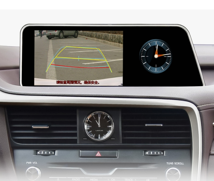 For Lexus RX AL20 RX 200T 450h 2015~2019 Liislee Car Multimedia Player NAVI 12.3 Screen Radio CarPlay Adapter Map GPS Navigation 10