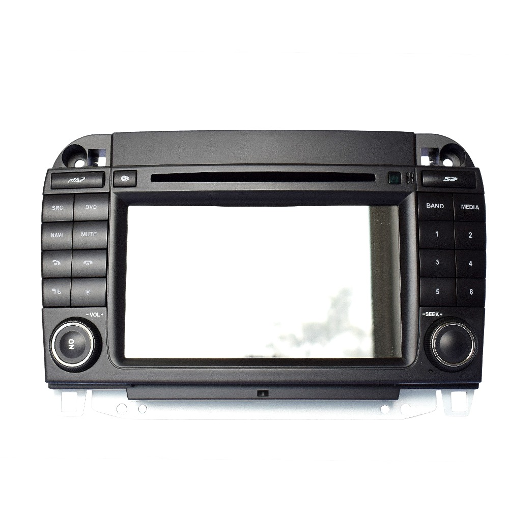 S200 IPS touch screen android 8.0 car dvd player for BENZ S class old 4G/3G device mirror link OBD2 DVR gps car stereo radio