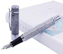 Duke 932 Gray Fountain Pen Buckingham Palace Noble Lacquer Quality Gift Pen Iridium Medium Nib Business , Office , Home Supplies цена 2017
