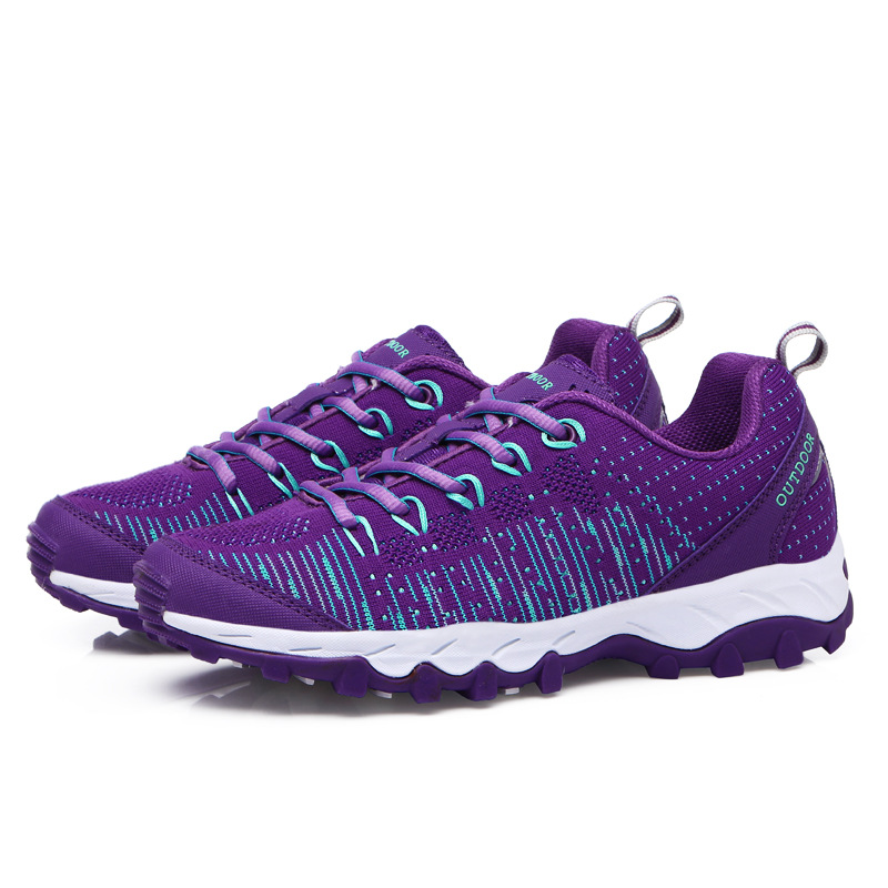 women breathable mesh lightweight hiking shoes women outdoor sport camping hiking shoes ladies walking hiking shoes sneakers 29u