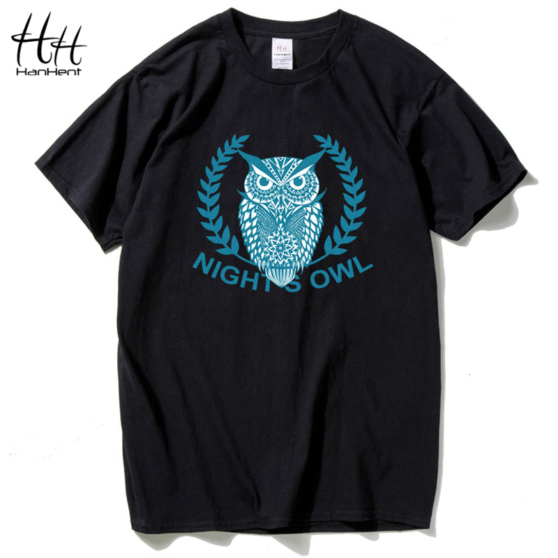 Online buy wholesale owl tee shirts from china owl tee for Wildlife t shirts wholesale