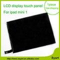 100% probado nuevo lcd de repuesto para ipad air ipad mini 1 1st pantalla lcd panel de la pantalla envío gratis