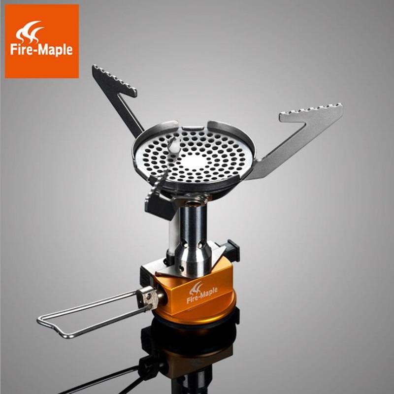 Mini Outdoor Cooking Folding Portable Pocket Camping Gas Stove Burner