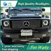 High Quality Car Styling Head Lamp Case For Benz W463 G320 G400 G500 LED Headlight DRL