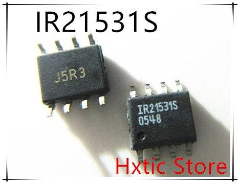 NEW 10PCS/LOT  IR21531S IR21531STRPBF IR21531 SOP-8