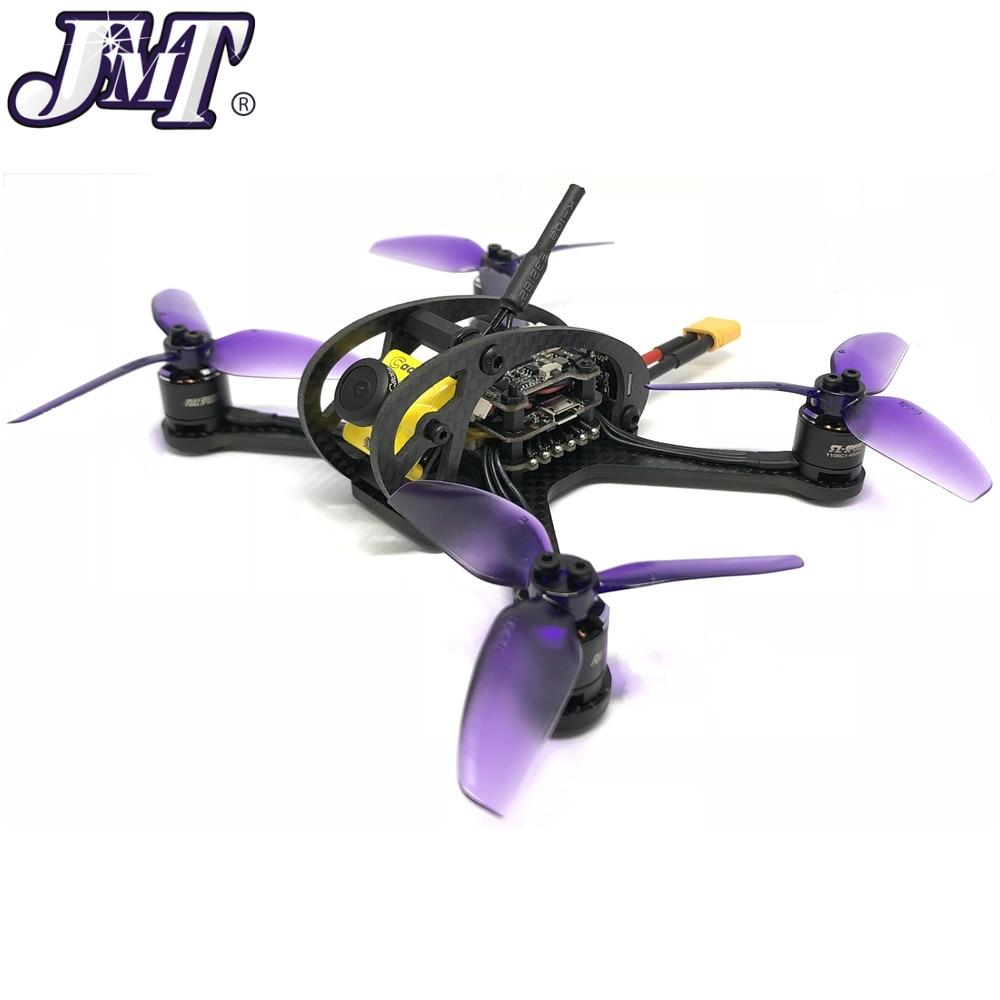 Leader3 3SE 130mm FPV Racing RC Drone Mini Quadcopter F4 OSD 28A BLHeli S 48CH 600mW