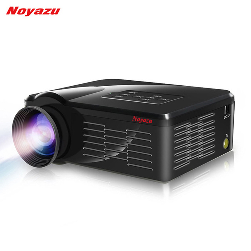 NoyazuBL-35 1000Lumens home cinema HD TV Android Projector HDMI LCD LED Game PC Digital Mini Projectors support 1080P Proyector 1000lumens 1080p hd home theater lcd pc the hdmi usb pico video game led mini projector projector hd proyector beamer
