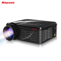 NoyazuBL 35 1000Lumens home cinema HD TV Android Projector HDMI LCD LED Game PC Digital Mini Projectors support 1080P Proyector