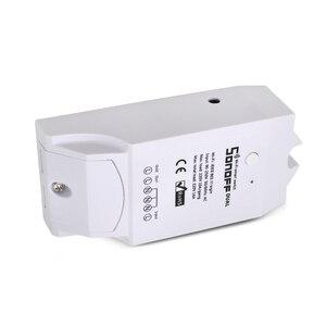 Image 5 - ITEAD SONOFF Dual 2CH 2 Gang Weg 10A 220V 16A 3500W WiFi Wireless Smart Switch Licht Fernbedienung DIY Timer Modul Alexa Hause