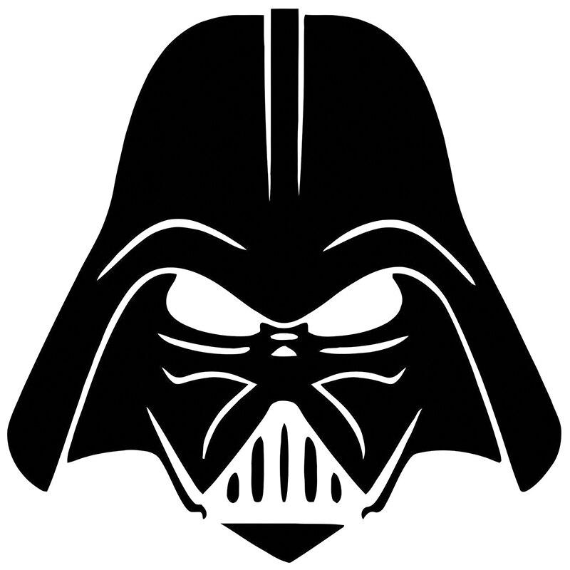 Stormtrooper Helmet Outline