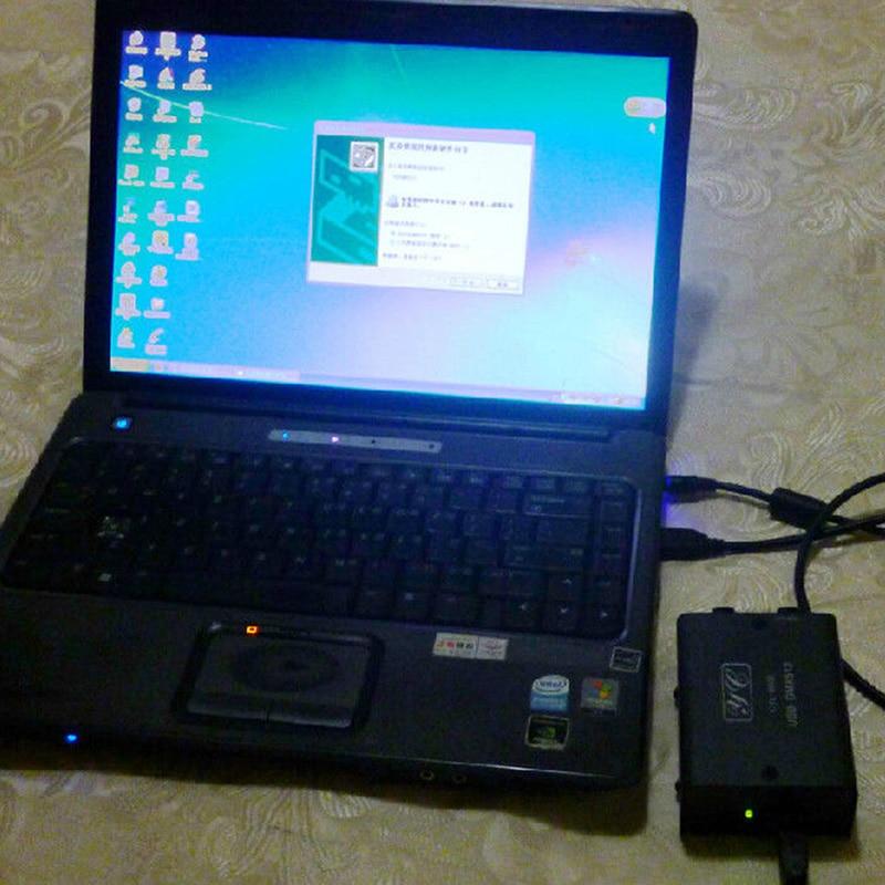 512 canaux USB à DMX DMX512 lumière LED DMX-stade contrôleur d'éclairage Das lumière - 5