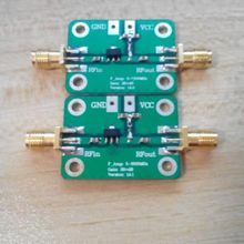 Широкоплоский усилитель модуль усиления(5-5500 МГц, усиление 20 дБ
