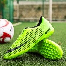Купить с кэшбэком Football boots superfly original 2016 children Boys kids sneakers adult football shoe Unisex soccer cleats sport shoes