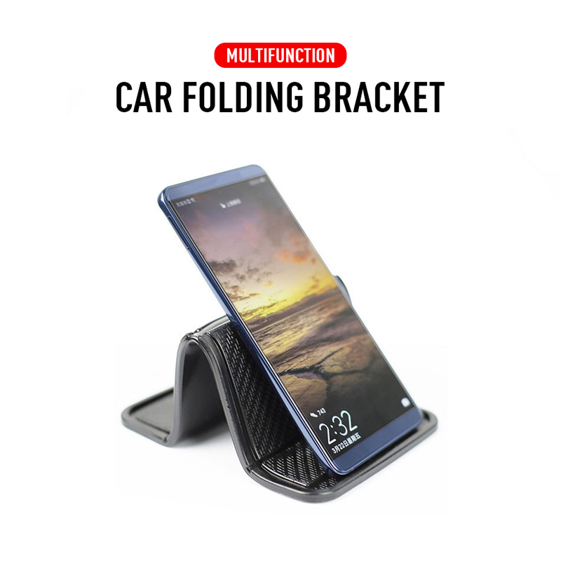 Cellphones & Telecommunications New Universal Mobile Phone Holder Strong Adsorption Wall Desk Sticker Paste Mobile Phone Car Holder Stand For Phone Tablet Mount
