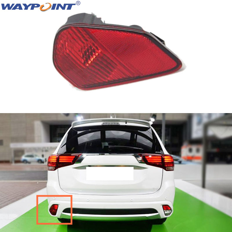 For Mitsubishi Outlander 2016 1PC left Rear fog lampFor Mitsubishi Outlander 2016 1PC left Rear fog lamp