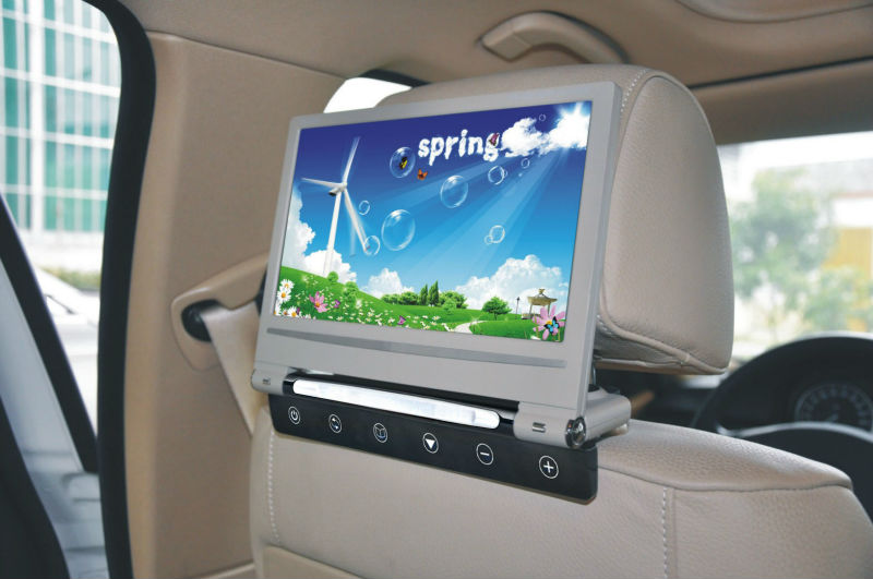 Hot New High Quality 9 Inch Car Dvd Player Headrest Mp5
