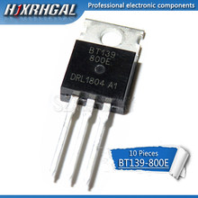 10PCS BT136-600E BT137-600E BT138-600E BT139-600E BT139-800E LM317T IRF3205 Transistor TO-220 TO220 BT136-600 BT137-600