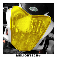 цена на MKLIGHTECH For Benelli BN600 2013-2016 BJ600GS 2010-2016 Motorcycle Acrylic Headlight Screen Protecter Headlight Lens Cover