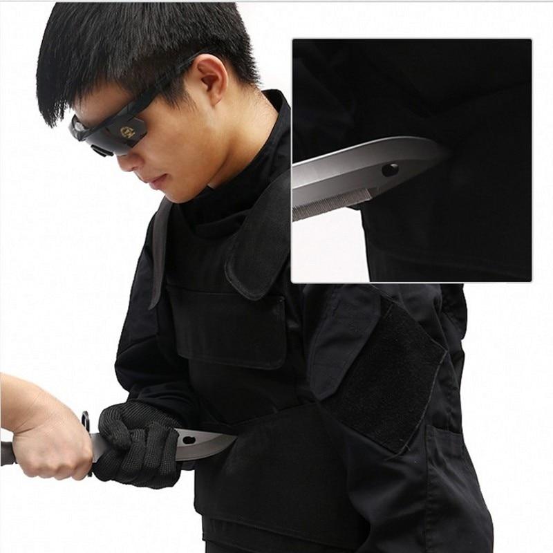 Outdoor Self-defense Equipment Top Puncture-proof And Bulletproof Vest Tactical Safety Vest