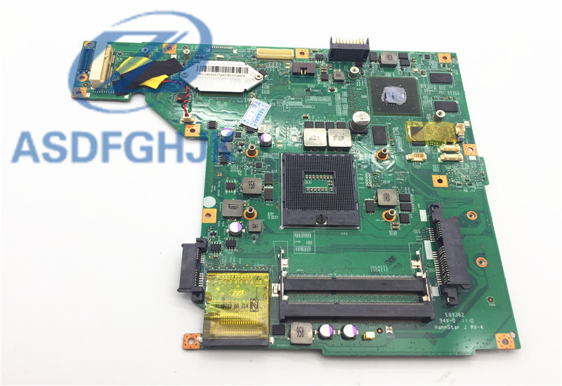 Laptop motherboard FOR <font><b>MSI</b></font> GE620DX <font><b>GE620</b></font> GE60 MS-16G5 motherboard MS-16G51 VER 1.0 DDR3 100% non-integrated N12P-GS-A1 test ok image