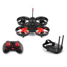 Portátil 5.8 ghz 40CH 3 polegada TFT Lcd FPV Óculos de Vídeo Dual Receptor Forma Drone RC Quadcopter Brinquedos DIY kit
