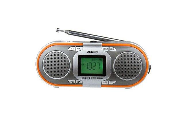 Degen DE23 AM / FM радио FM - стерео / св / кв DSP mp3-плеер спикер приемник с TF карт памяти / вниз памяти