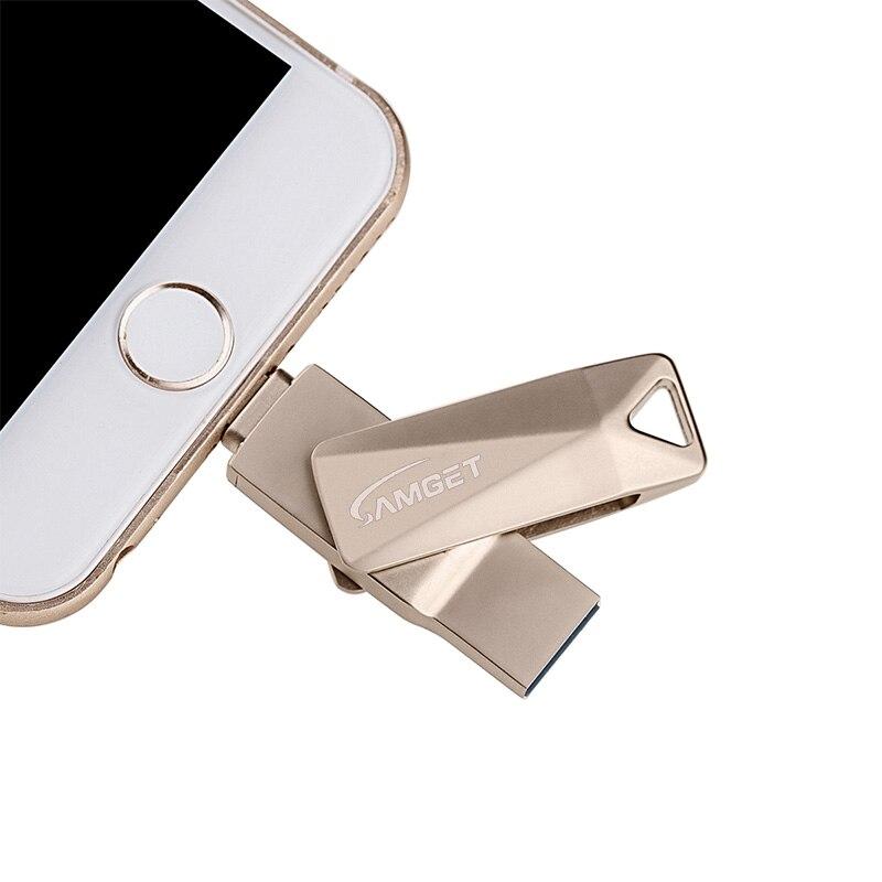 Multifunktions usb-stick 8 GB 16 GB 32 GB 64 GB 128 GB Stift drive speicher stick für iphone 8 7 Plus 6 6 s Plus 5 S ipad Stick
