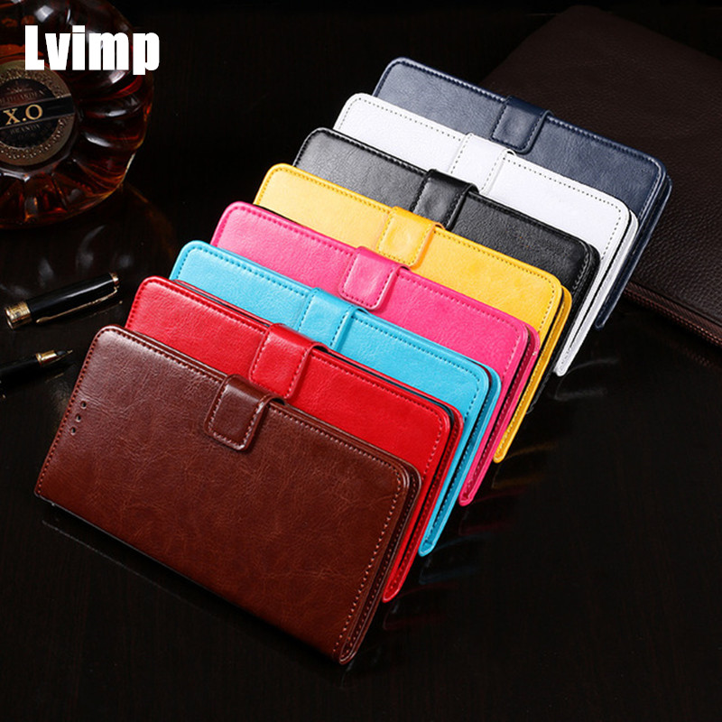 Luxury Case For Fly IQ4415 quad Era Style 3 IQ 4415 Case 4.5 inch Flip PU Wallet Leather Cover With Stand Card Holder Case
