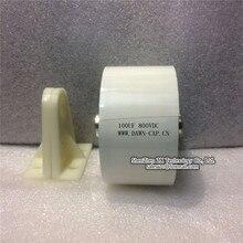DHB SERIES 800 V 100 UF 80A poder de aquecimento por indução dedicado capacitor de Bloqueio 95*50 MM 30 KHZ Em estoque ~