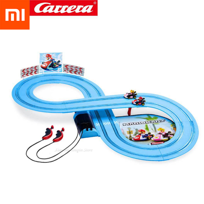 New Xiaomi Mijia Racing Track Toy Universal Accessories Educational Rail Car Toy Racing Tracks Toys for