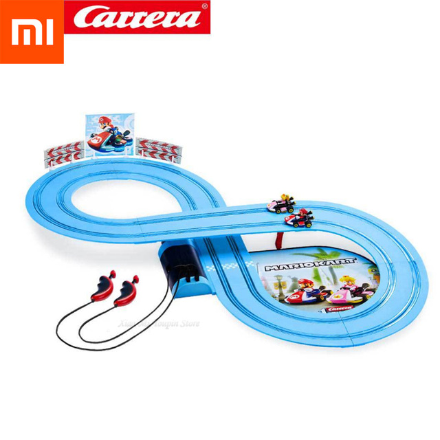 New Xiaomi Mijia Racing Track Toy Universal Accessories  Educational Rail Car Toy Racing Tracks Toys for Children Gifts