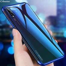 Olhveitra Fundas For Huawei P Smart Z Y9 Y5 Prime Y6 P20 Lite 2019 Honor 20 Pro 8A 8S Maimang 8 Nova 5 5i Case Plating TPU Cover(China)