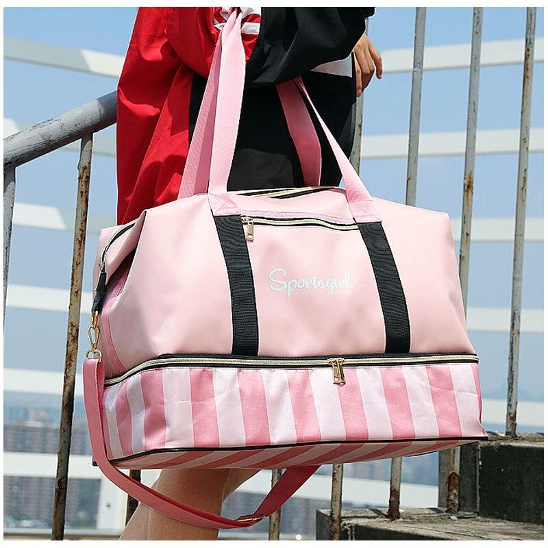 Yoga Bags Gym Tas For Fitness Sac De Sport Bag Dry Wet Sports