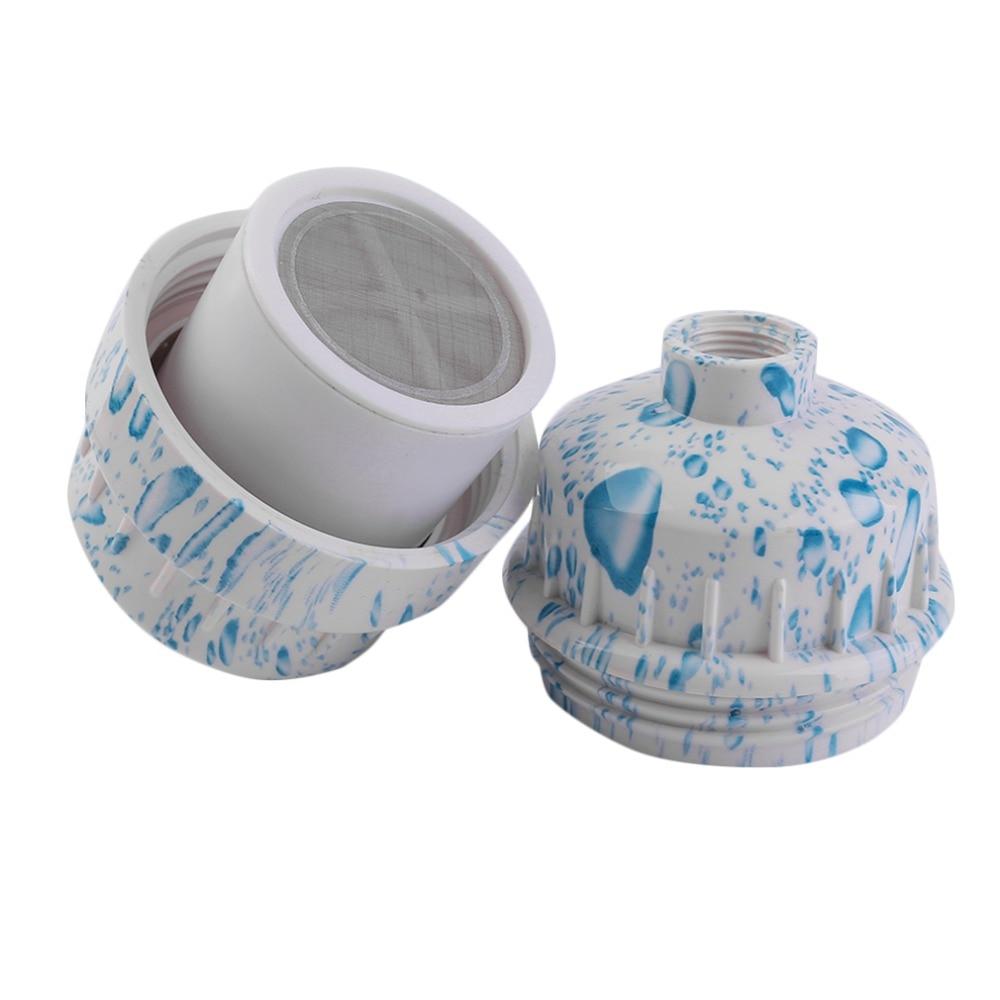 creative shower head softener chlorine filter purifier practical home water purifier running watersaving faucet