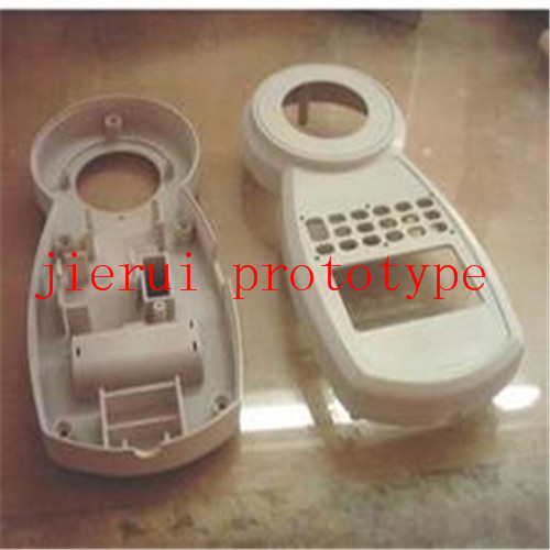 plastic rapid prototype sample, hand version sample,cnc rapid prototype sample page