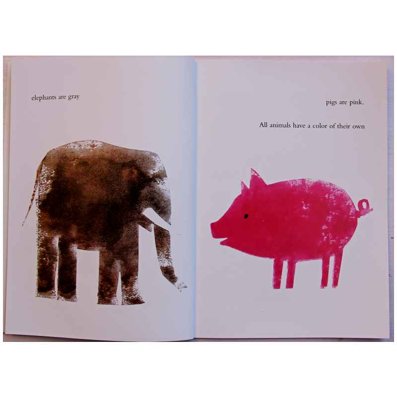 A Color of His Own By Leo Lionni Educational English Picture Book ...