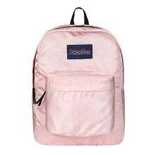 Waterproof Solid Color laptop backpack computer bag anti theft man Women school Bag teenagers travel feminina Backpack