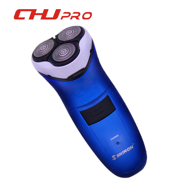 CHJ Men's Electric Shaver Razor Blades Professional Hair Trimmer Shaver For Men Body Trimmer Shaving Machine SH-7061 Wholesale