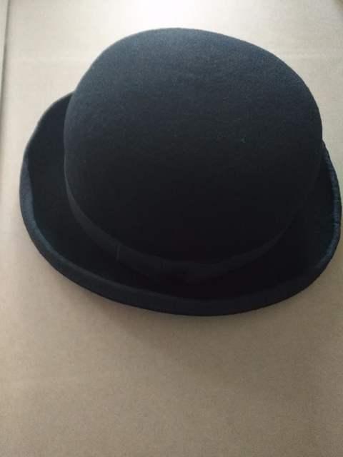 0833d79219d97 Paris fashion Men Wool Jazz Hat Dome Floppy Brim Fedora Hat Black Grey  Vintage Dress Casual
