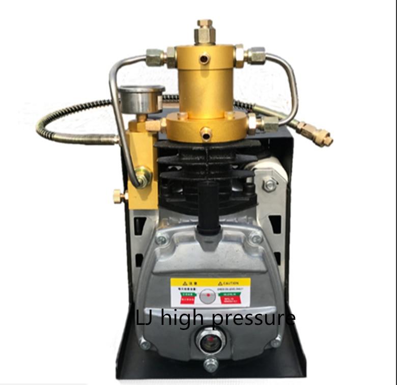 4500PSI 300bar PCP air pump high pressure Electric air compressor for air cylinder air tank gas filling for paintball...4500PSI 300bar PCP air pump high pressure Electric air compressor for air cylinder air tank gas filling for paintball...