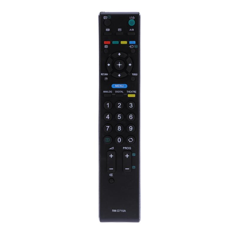 Remote Control Replacement TV remote for SONY LCD TV RM-ED011 RM-ED011W RM-EA013 RM-ED012 RM-ED014 genuine hongdak rm s1am 1 2 lcd wired remote control camera timer for sony alpha dslr a100 more