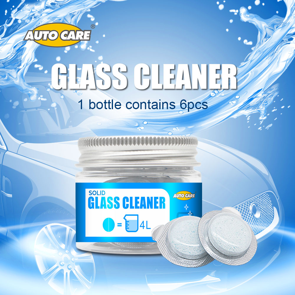 Car-Glass-Cleaner Water 4-Liter Auto for 1pc Windshield-Wash Fine Super-Concentrated
