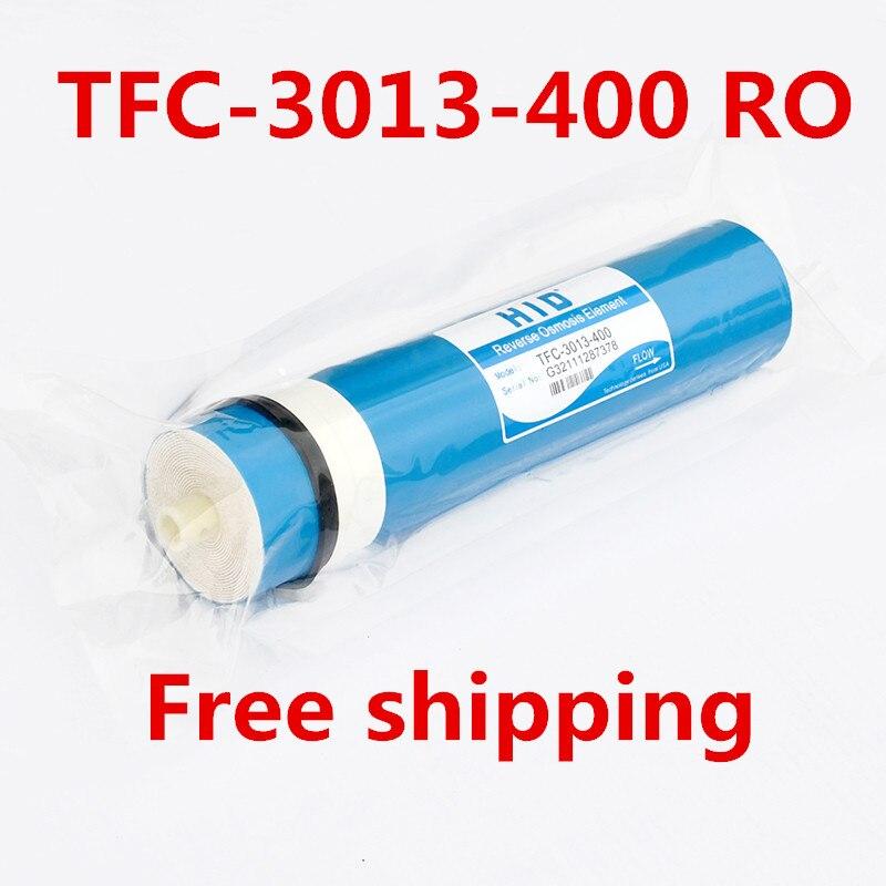 Аквариумный фильтр 400 gpd обратного осмоса Мембрана TFC-3013-400 RO мембрана фильтры для воды картриджи ro система фильтр мембрана