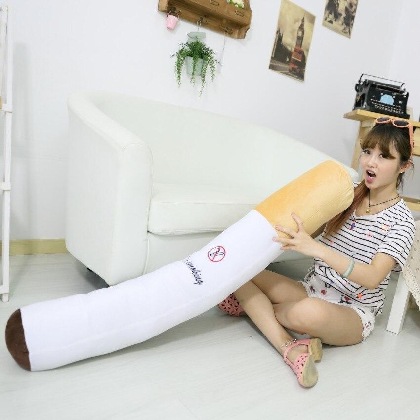 [40 см-140 см] 1 шт. для цилиндрический спальный сигареты подушку парень подарок на день рождения плюшевые игрушки быстрая доставка