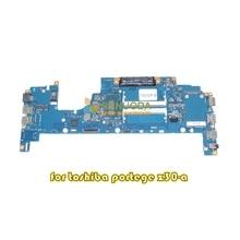 FAUXSY4 A3805A For toshiba Portege Z30 Z30-A laptop motherboard I5-4310U
