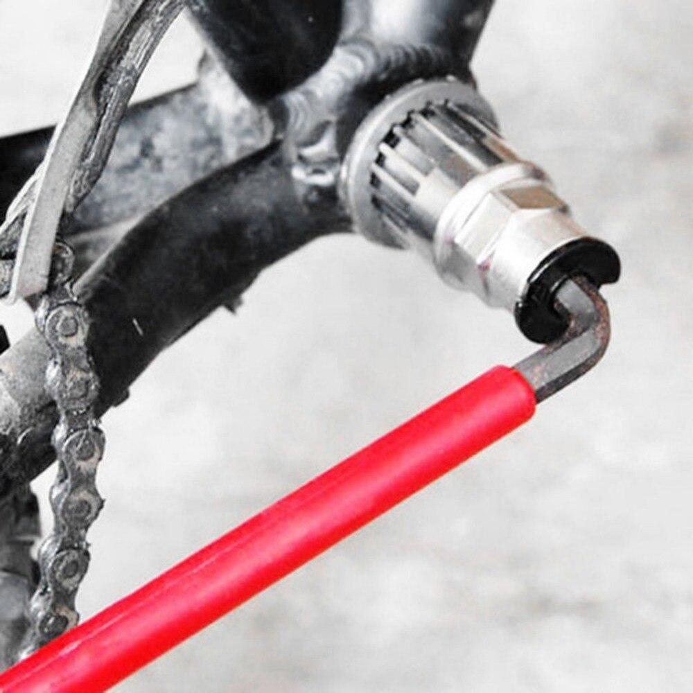 Bikes Crank Puller Bottom Bracket Square Hole Splined Bottom Bracket Crankset Dismantling Remover Cycling Bicycle Repair Tool