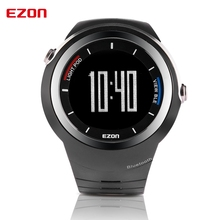 Men's Digital watch Bluetooth step smart reminder movement running watch Chronograph Luminous Male Clock relogio masculino