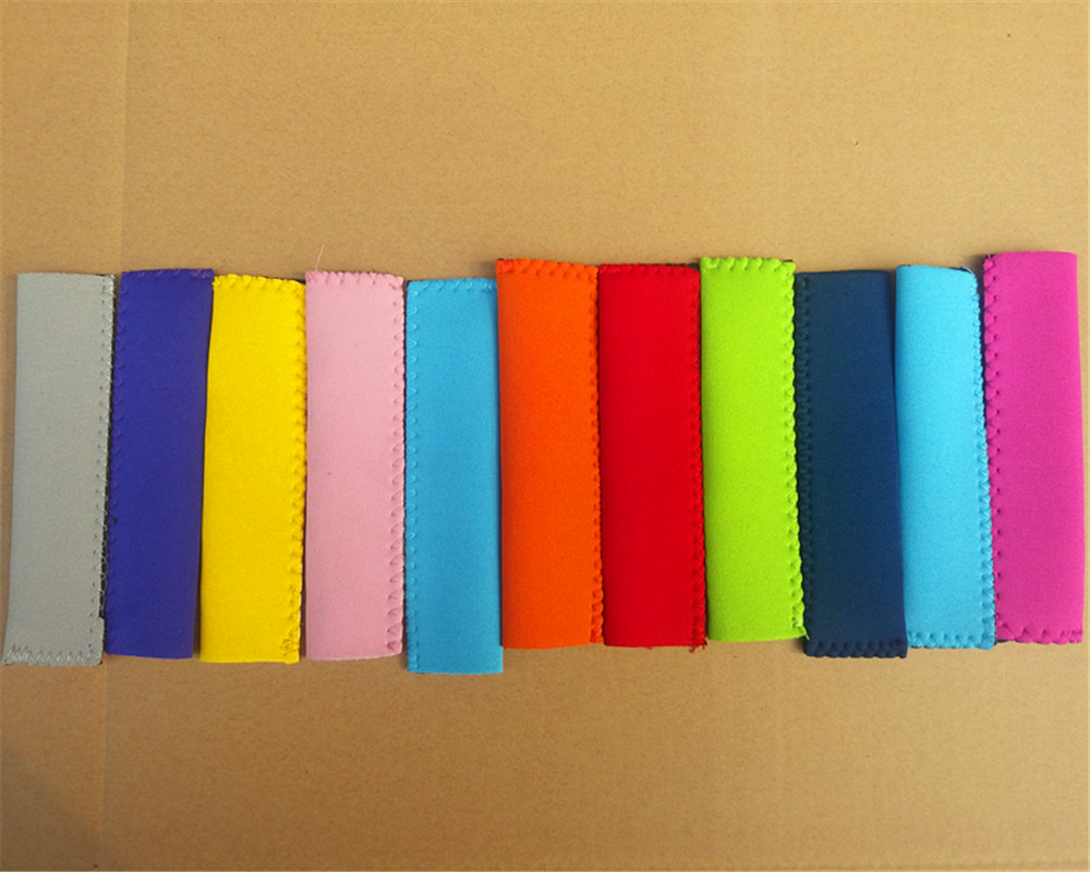 300pcs Lot Dhl Wholesale Popsicle Sleeves Holders Ice Pop