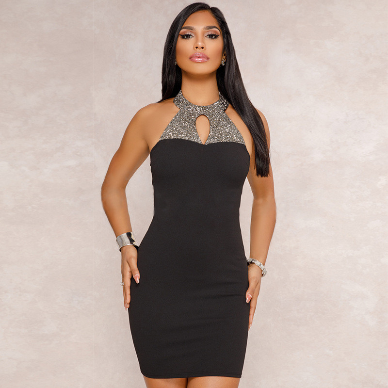 Backless Little Black Dress – Fashion dresses 97bd74a11